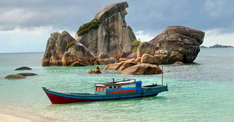 Pesona Keindahan Wisata di Pulau Burung