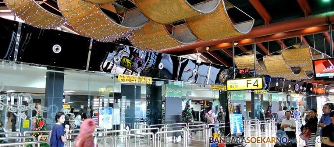 Bandara Internasional Soekarno – Hatta