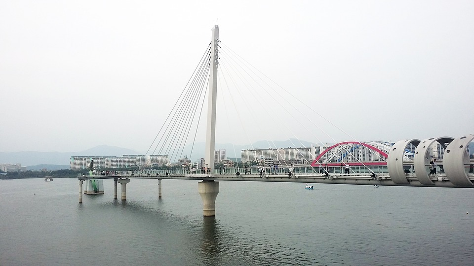 Incheon Soyanggang Skywalk