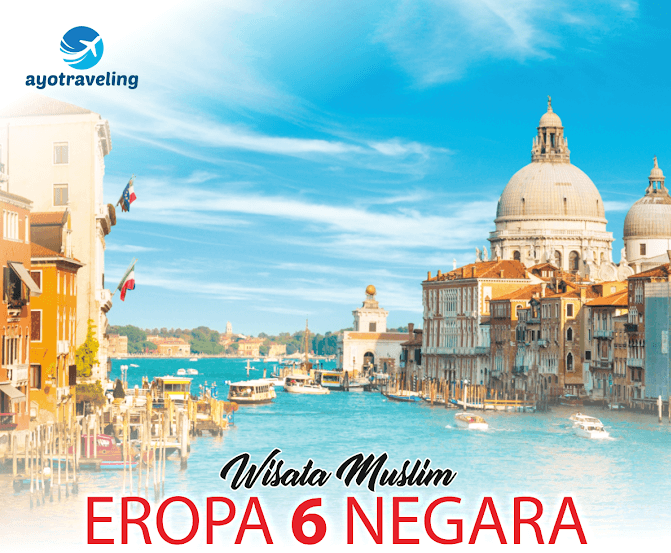Paket Wista 11 Hari Wisata Muslim Eropa 6 Negara Oktober, November, Desember 2018